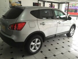 SOLD !!!!!! Nissan Qashqai 2007, VERY CLEAN Silver, Manual, Petrol, low millage for Sale