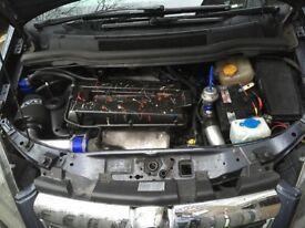 Vauxhall zafira b234 spears and repair b204 vxr