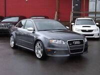 2008 Audi RS 4 4.2L AWD/NAVIGATION/MUST SEE
