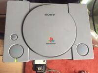 PlayStation one very good condition