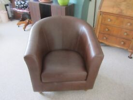 Tub chair very good condition