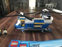 Lego City Heavy Lift Helicopter
