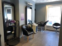 Whole 1st floor to rent - Town centre above busy hair salon!