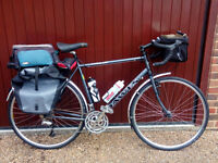 Dawes ULTRA Galaxy Touring Bicycle; Bike Ready-to-Ride; Fully Equipped