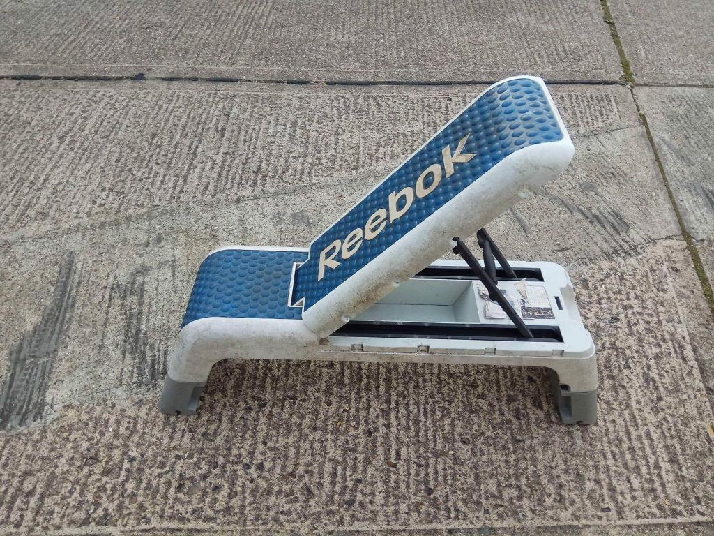 654c419c35a Reebok deck - multi purpose exercise step and bench