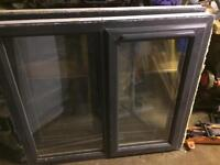 Double glazed windows x2 free to collector.