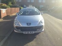 Peugeot 307cc for sale or swap