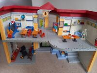 Playmobil School in Excellent condition with all pieces