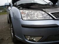 FORD MONDEO GHIA 2006 FACELIFT DRIVERS SIDE HEADLIGHT