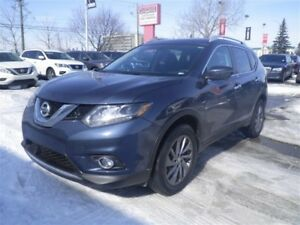 2016 Nissan Rogue SL | AWD | Leather | Sunroof | Navigation |