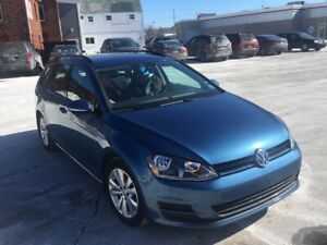 2017 VW Golf Trendline 4 Motion