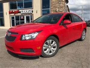 2014 Chevrolet Cruze 1LT 2 TONE INTERIOR REMOTE START