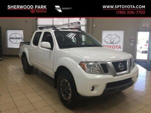 2015 Nissan Frontier PRO-4X-Leather-Navigation!