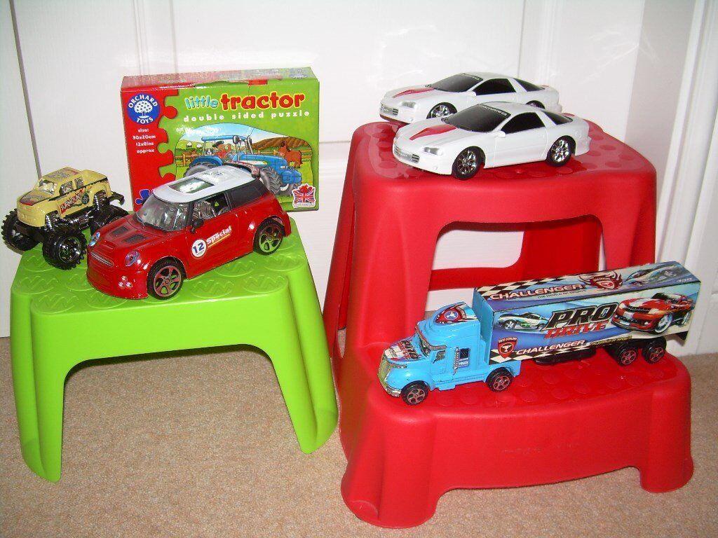 Power Car Selection