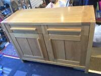 Marks and Spencer Oak Sideboard cupboard
