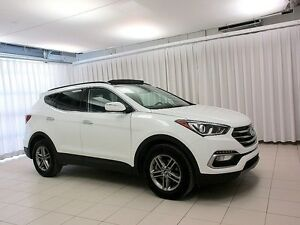 2017 Hyundai Santa Fe AT LAST, THE PERFECT CAR FOR YOU!! SPORT A