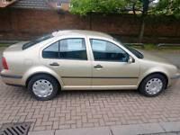 VW Bora 1.6 Petrol 2001