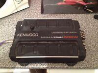 Kenwood amplifier lac-6403