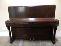Upright piano – Monington & Weston