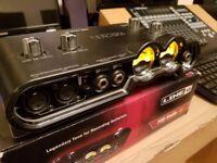 Line 6 UX2 Pod Studio USB Interface (EXCELLENT CONDITION)