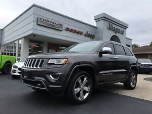 2015 Jeep Grand Cherokee OVERLAND,ECODIESEL,ALLOYS,LEATHER