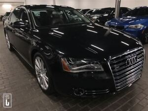 2014 Audi A8 3.0T  QUATTRO  ONLY 44, 000 kms
