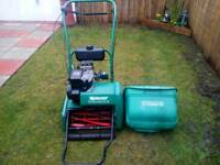 Qualcast Sullofk lawnmower 35S