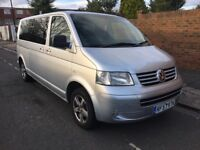 Volkswagen Transporter Shuttle 1.9 TDI SE Mini Bus 5dr