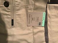 "Men's M&S shorts 42"" waist brand new"