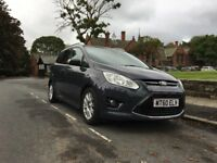 Ford Grand C-Max 2011 Diesel - clutch and flywheel replaced