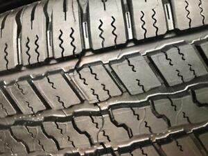 275/60/20 Goodyear wrangler.  ETE / SUMMER   nouveau / new