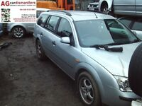 ford mondeo estate breaking for parts