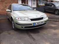 Renault Laguna 1.8 petrol Automatic, 12 months MOT, not Honda Corsa Astra ford Audi Toyota BMW Focus