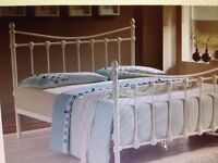 Iron Double bed