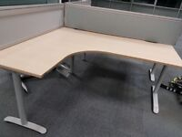 executive managers maple office desks