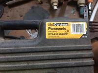 Panasonic drill box 15.6