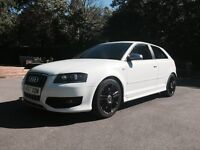 2007 White Audi S3 - Stage 2 - Full Service History - Lots Of Extras - Must See!!!