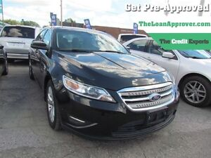 2010 Ford Taurus SEL | HEATED POWER SEATS | AWD | SAT RADIO
