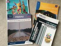 Revision school books £4 each