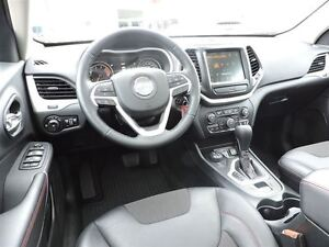 2016 Jeep Cherokee TRAILHAWK, TOIT OUVRANT PANO, TEMPS FROID, RE West Island Greater Montréal image 15