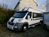 camper motorhome 2008 factory conversion true bargain