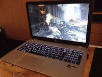 HP ENVY BEATS GAMING LAPTOP, QUAD CORE 3.5 GHZ 3GB DEDICATED 6GB TOTAL GRAPHICS, 1080P BACK LIT