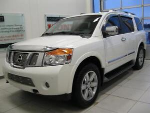 2013 Nissan Armada 4WD 4dr Platinum Edi