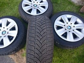 Winter Tyres, Wheels and Trims, 205,55,R16