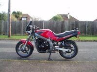 Suzuki GS500 twin cylinder, low mileage