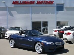 2016 BMW Z4 35is sDrive / M-SPORT PKG / NAVI / ONLY 8000 KM