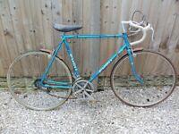 Vintage Puch racing bicycle