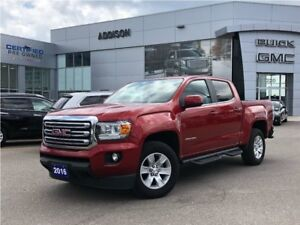 2016 GMC Canyon SLE V6 Crew cab 4X4 Navigation