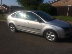 Ford Focus climate 1.8 petrol