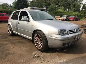 2002 VW Golf 1.9TDi - Breaking for Parts